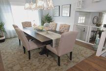 Dining room / by Amanda Luna
