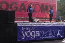 yoga en Reforma / Domingos de Yoga en Reforma