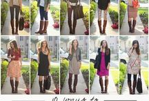 Fall and Boots / by Roxann Dyess