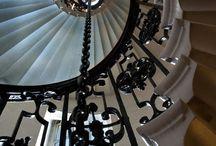 Кружево дворцовых лестниц