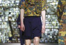 Men's Fashion/Runway 2017
