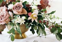 Wedding Table Flower Arrangements