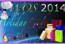 2014 #HolidayGiftGuide