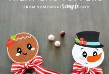 holidays // Christmas gifts
