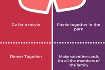 Moms valentine day / To make this Moms valentine day a special day for your husband and for your kids, you don't necessary have to invest in expensive gifts or in sophisticated surprises. Take advantage and celebrate valentine day along with your kids in an interactive and funny way!