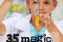 Kids Science / by Julie Martin