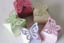 Favour Boxes / Favour Boxes for Parties, Weddings, Gifts, Sweet and Cake boxes
