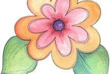Printable flores