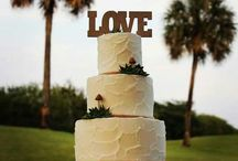 Wedding Cakes and Buttercream