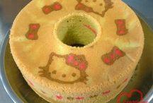 chifon cake
