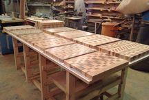 woodwork / О различных работах по дереву