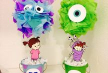 fiesta monster inc