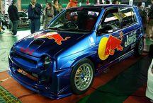 Suzuki alto red bull