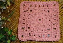 Free Crochet - Granny Squares