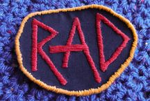 RAD Patches / Patches by me!