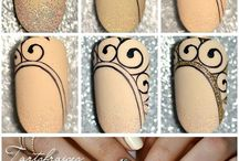 nails step by step
