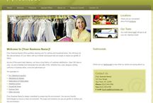 Online Shopping website / by Web Start Today, Inc.
