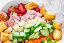 Health salads