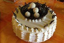 my cake :)