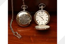 Gifts Ideas for Him / Looking for gifts ideas for your man for Christmas? Explore our collection of crafted Pewter pocket watches and beautiful cufflinks as well as gorgeous communion keepsakes for the kids. We have a comprehensive selection of Celtic Knot jewelry to choose from. We also have a wide array of men's sweaters, hats, and cardigans. Browse through our stunning collections and pick out the best possible gift for him.