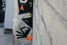 Street art e installazioni