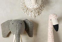 Crochet Bust
