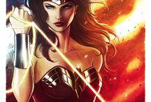 Marvel / DC / X-Men