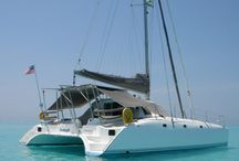 Catamarans and other stuff