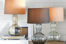 lamps / by Katie Doss