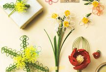 Mizuhiki flower 水引のお花