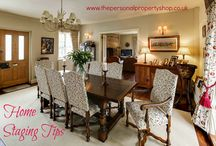 Home staging / The very best home staging tips to give your home the x-factor when selling.
