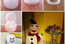 Sneeuw pop