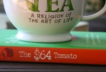 For the Love of Tea / Tea makes the world go round! :)