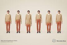 mercedes ads