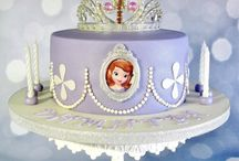 Princess Sofia Cake Theme