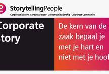 Storytelling stories / #story #storytelling #corporatestory #corporatestorytelling #verhaal #kernverhaal