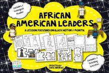 Leadership Activities/Lessons through Social Studies  / by Brandi Walker
