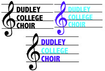 Dudley College Choir Logo Designs
