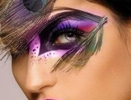Cool makeup ideas / by Joecelyn Guzman