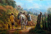 Pinturas Rurais