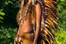 hippie indiens bohemian