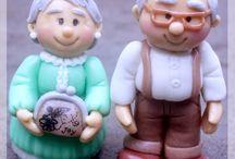 Les grand-pères et les grand-mères