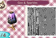 Animal Crossing Kleidung Designes