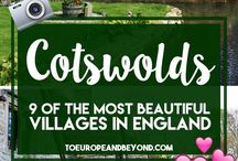 The Cotswolds UK