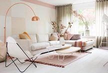 New home, woonkamer inspiratie