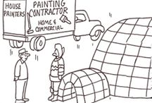 Paint and Decorating Humor / Just Because.