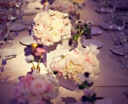 table scapes & centerpieces