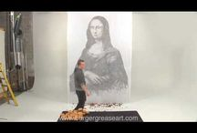 art videos / by Loretta Columbia