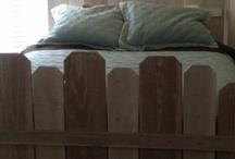 Bed Head boards / by Kathleen Murphy