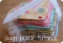 Quilt Ideas - Signature Quilts / Signature Quilts